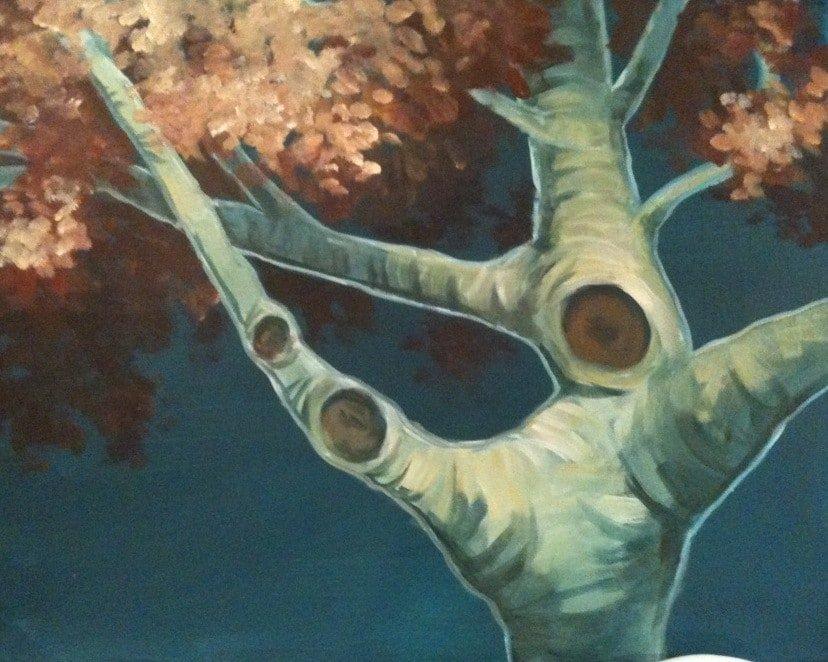 Seuss Birch Tree