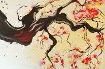 Burst of Oriental Blooms