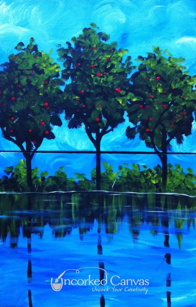 Date Night: Apple Trees