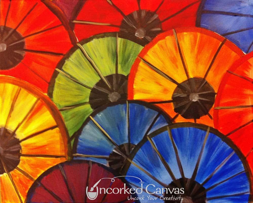 Parasol Rainbow