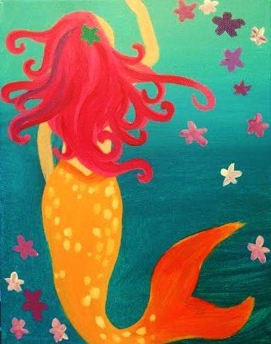 Kid's Mermaid