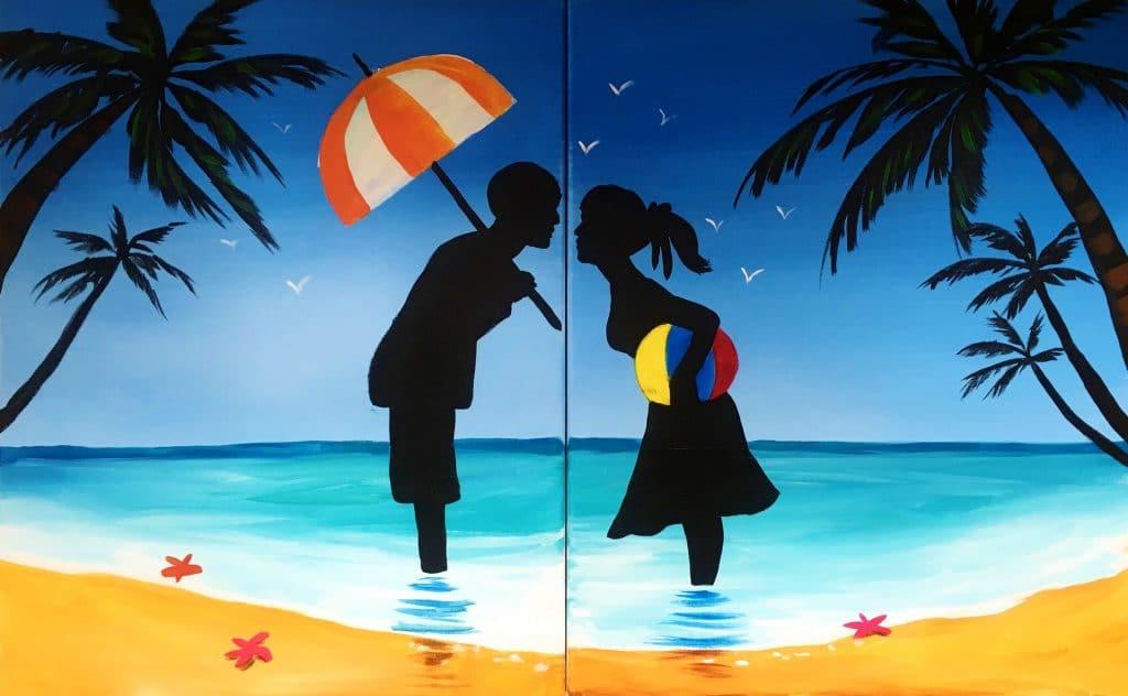 Date Night: Summer Couple