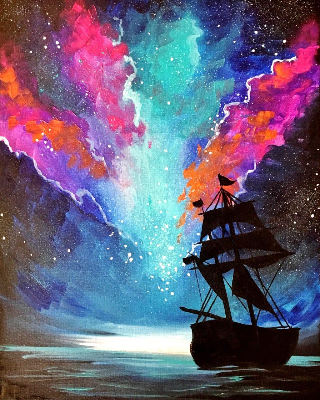 Amongst the Stars