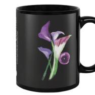 Luscious Lilies Mug