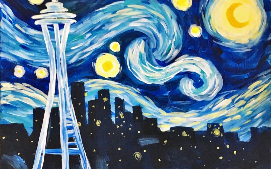 Starry Night Seattle (Studio Event)
