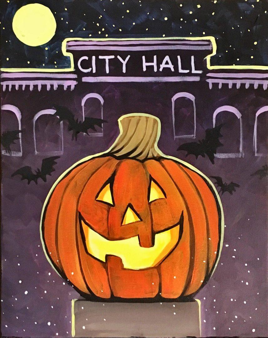 The Great Pumpkin In Halloween
